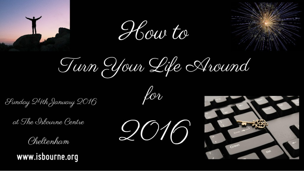 How to Turn Your Life Around for 2016 Poster 2